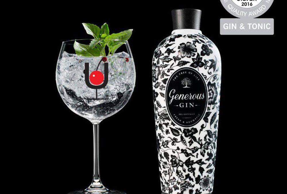 Eine Erweiterung im Gin Portfolio: GENEROUS GIN